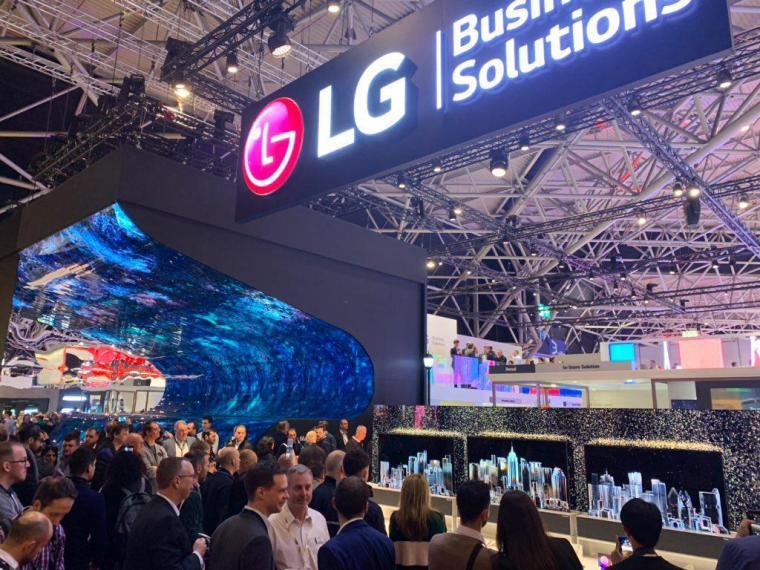 LG ISE2019
