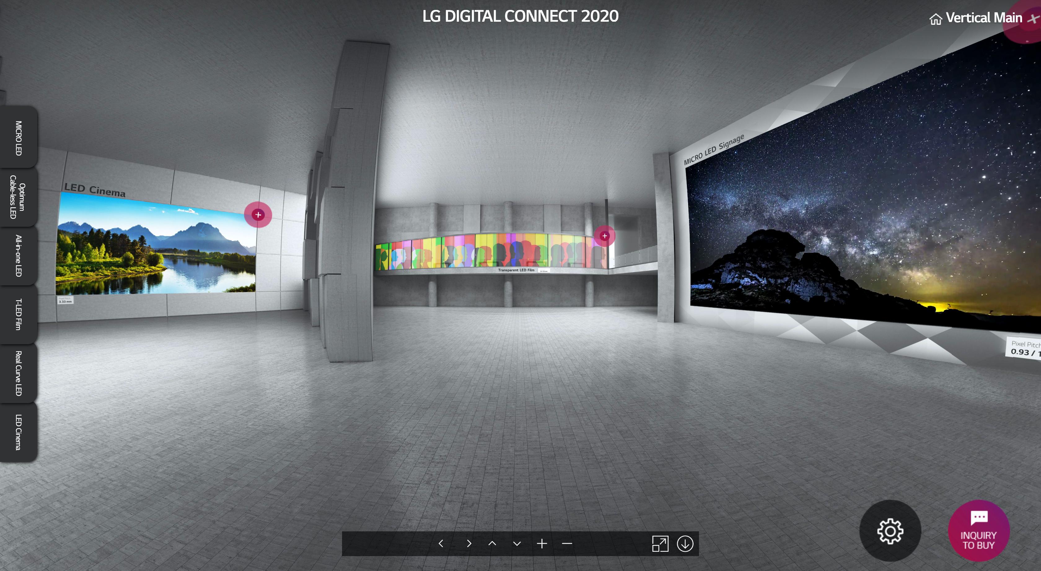 DigitalConnect-LED-Showroom-Intro